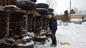 ремонт рамы грузовой машины