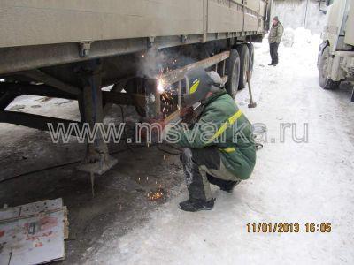 ремонт грузовых машин