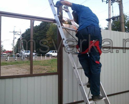 ремонт автоматических ворот