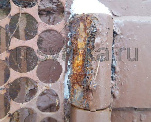 ремонт петель на воротах